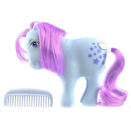 My Little Pony Blue Belle 35th Anniversary Collector Ponies G1 Retro Pony