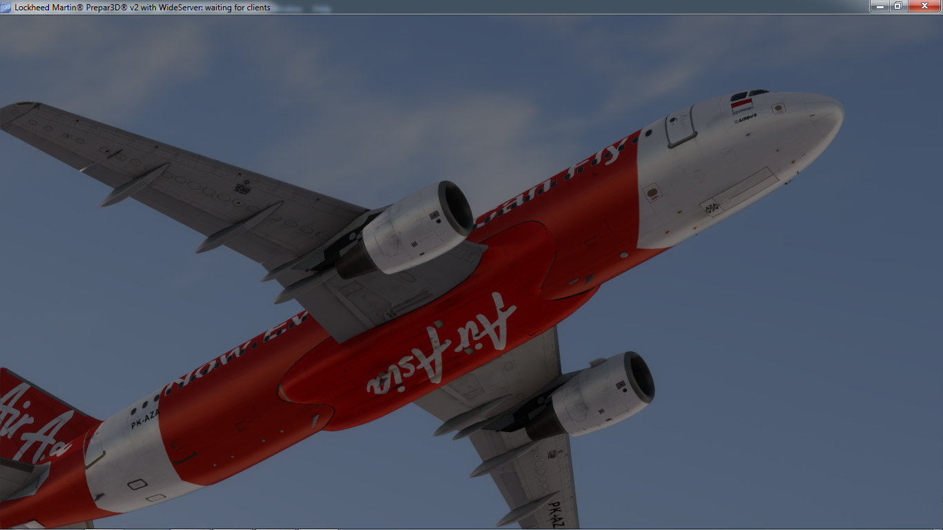 Airbus X A320-A321 V1 31 - addon flight simulator