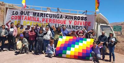 Corte Suprema favoreció a minera Kinross en conflicto con comunidad Colla de Tierra Amarilla