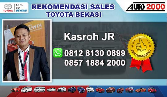 Toyota Jatisampurna Bekasi