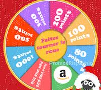 Logo Toluna Ruota di Natale: vinci anche buoni Amazon e fino a 5 volte di più
