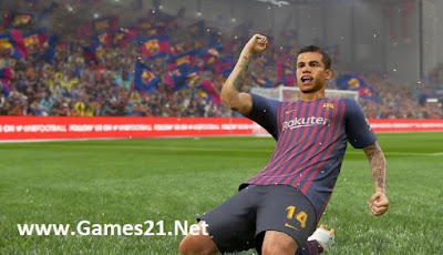 Screenshot PES 2019 Mod Apk For Android