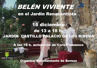 Belén Viviente de Bornos (Cádiz) 2016