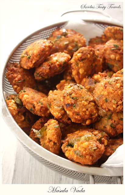 Hot and Spicy Indian Masala Vada | Great Appetizers From All Around The World | Appetizers Menu