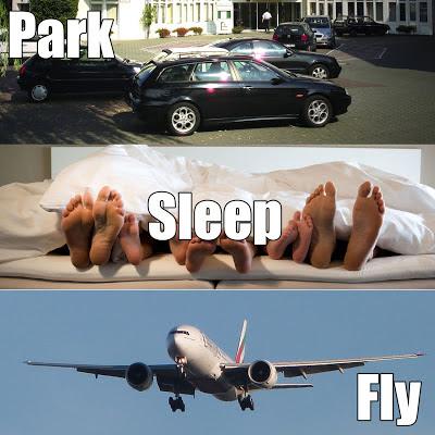 Park Sleep Fly Frankfurt, Parken und Übernachten Flughafen Frankfurt