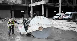 Khoan cắt bê tông tại Tây Ninh 1