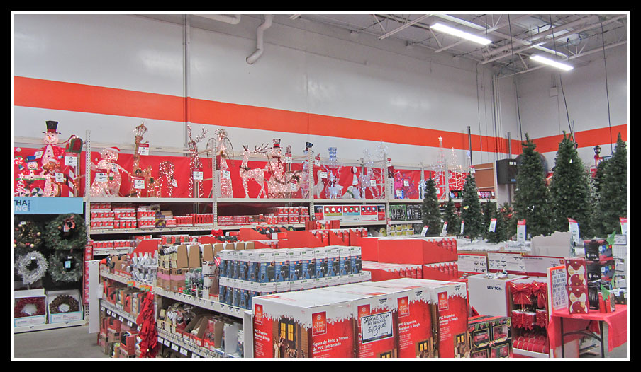 Home Depot Christmas Decoration Ideas: Enjoy The Journey: December 2011