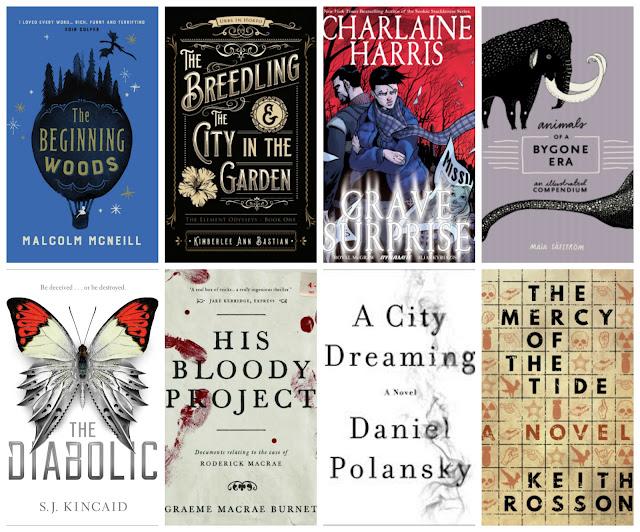 November Book Reviews