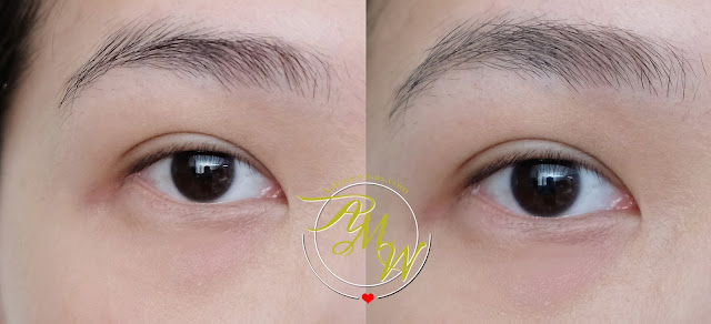 a photo of Kate 3D Eyebrow Color Review