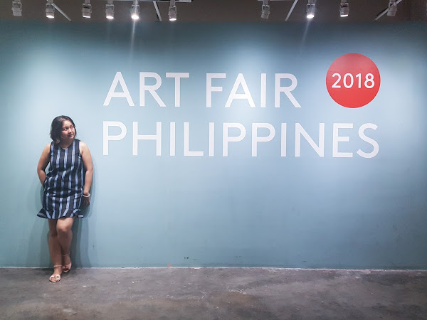 Weekend Art Appreciation: ArtFairPH 2018