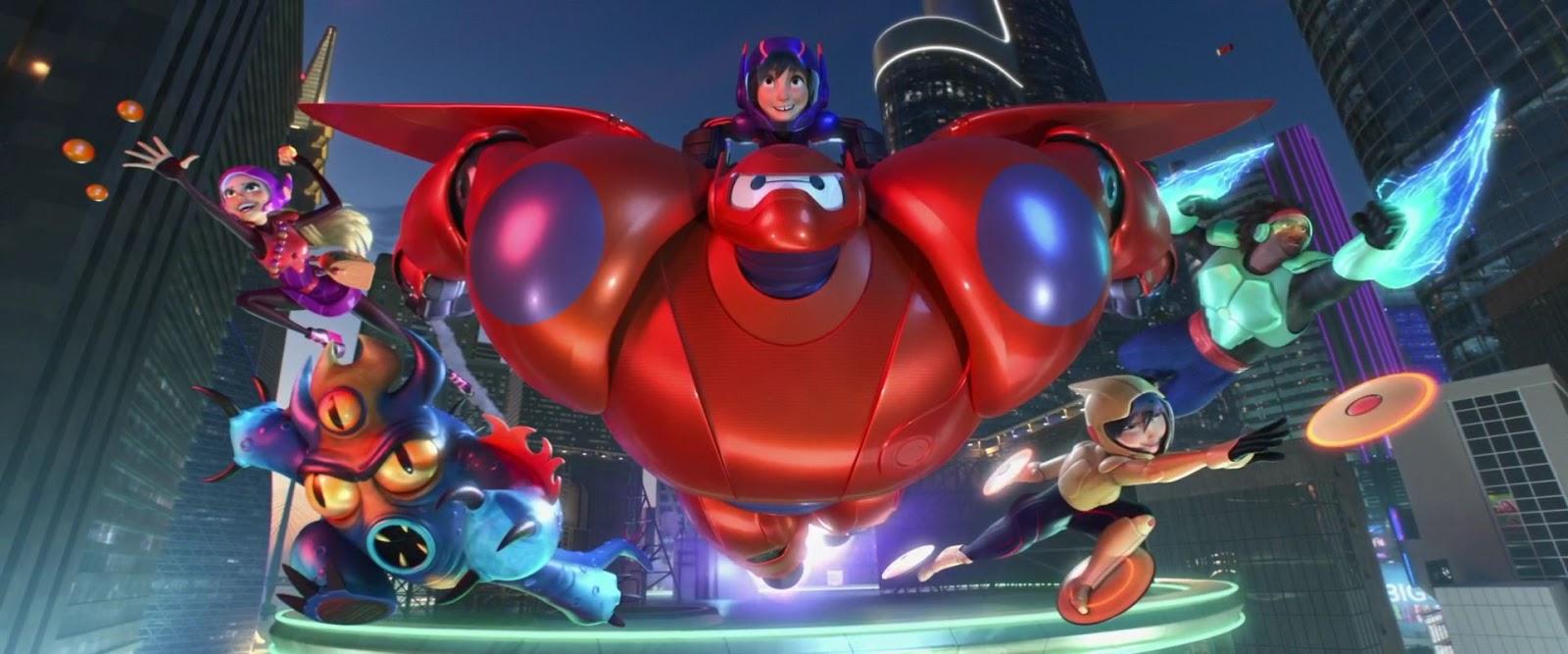 Punch Drunk Critics: Honest Trailer For 'Big Hero 6', The