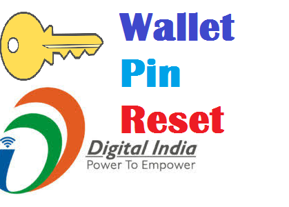 Digital Sewa का Wallet Pin Reset कैसे करे ?