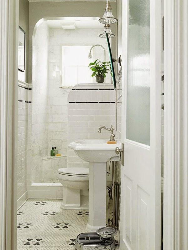 50 Desain Interior Kamar Mandi Kecil Sederhana ...