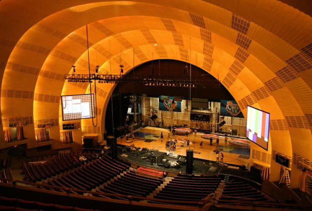TOUR PELO RADIO CITY MUSIC HALL
