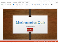 Making an Interactive Quiz With Scoring by Ms. PowerPoint