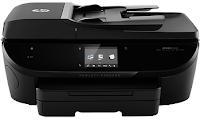 HP ENVY 7640 Setup Printer