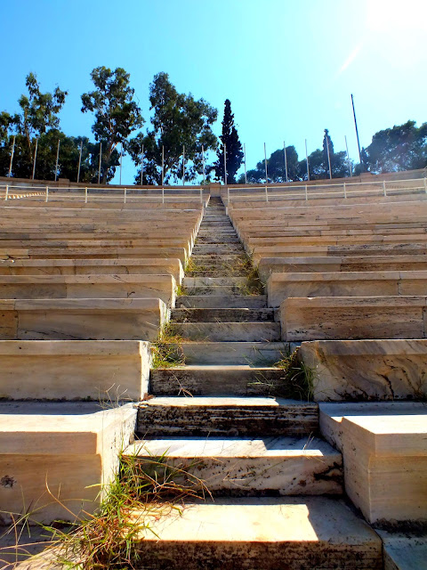 Estadio Panatenaico atenas