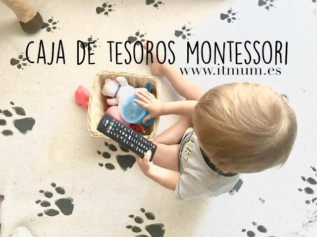 LA CAJA DE LOS TESOROS MONTESSORI