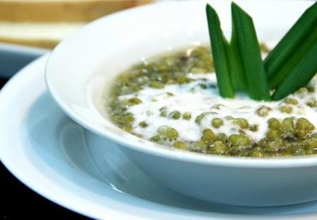 resepi bubur kacang hijau