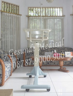 harga overbed baby bassinet acare