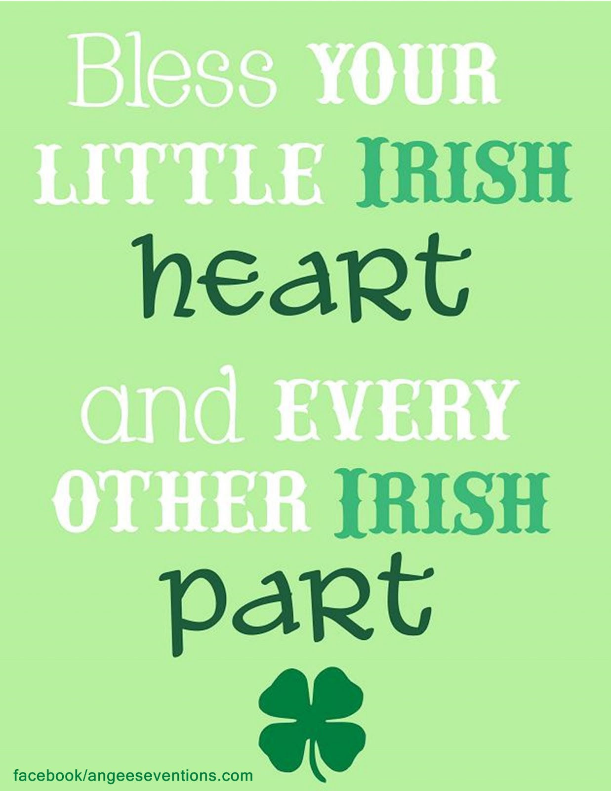 Angee S Eventions Free St Patrick S Day Activities And Printables