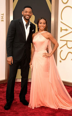 Oscars 2014 Will Smith