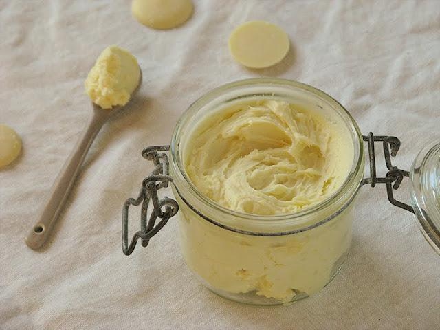 recette de crème pour le corps bio faite maison