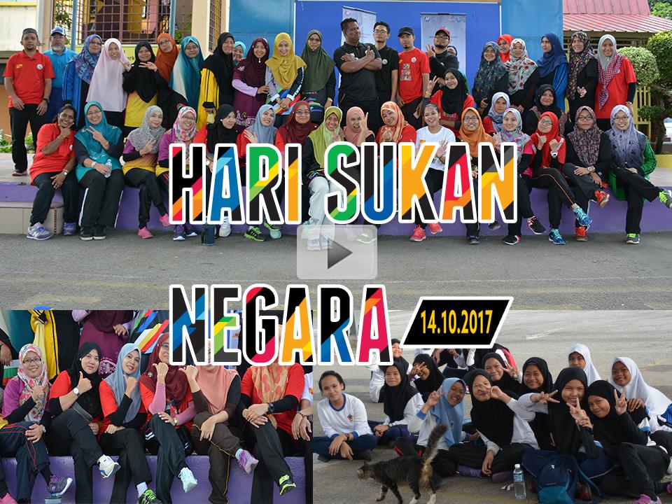 Hari Sukan Negara Peringkat Sekolah 2017 Video Sk Gombak Utara