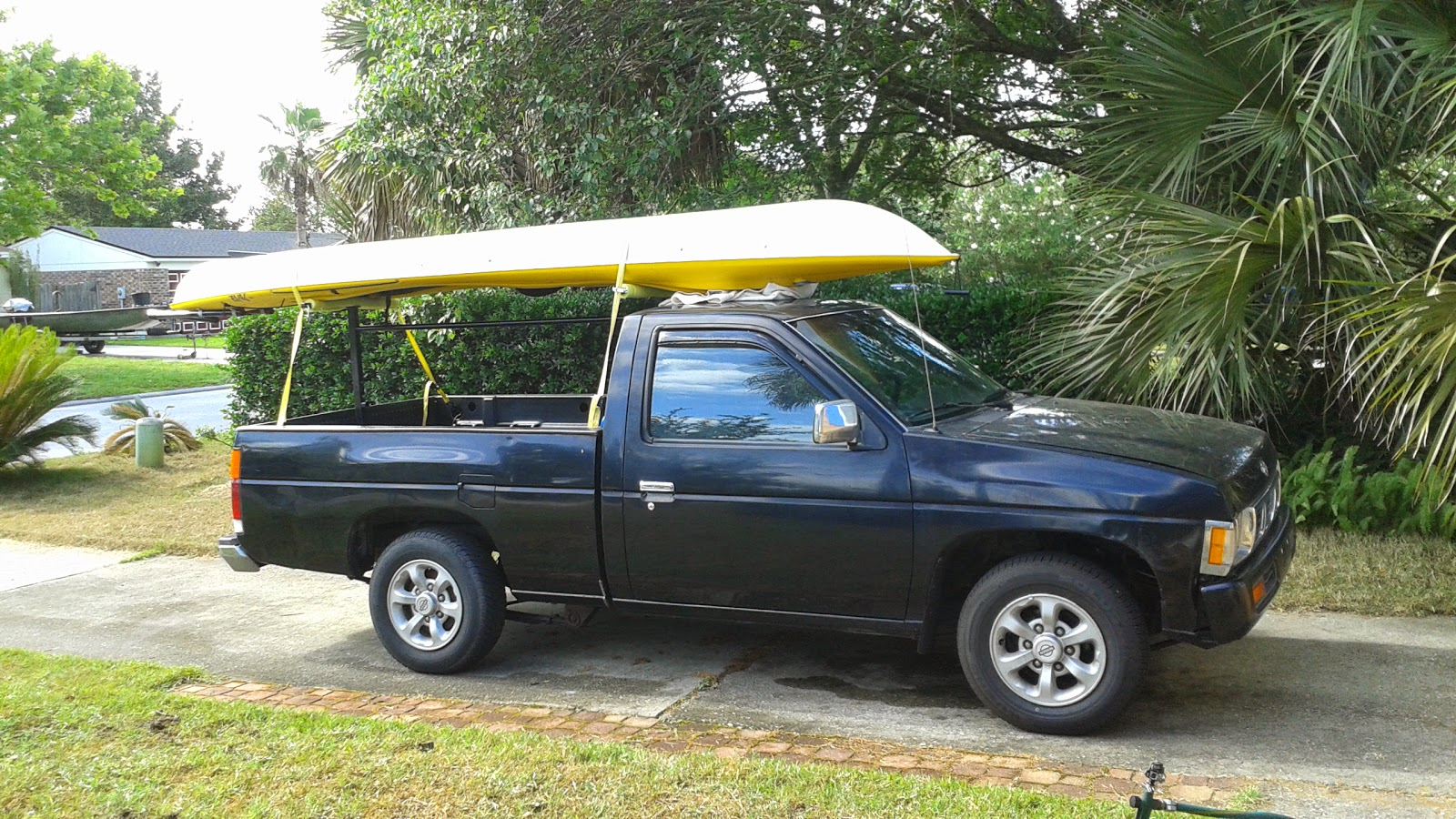 Jose's DIY Ideas : Boat rack