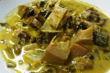 Kuliner Pliek U, Makanan Khas Aceh dari Proses yang Unik