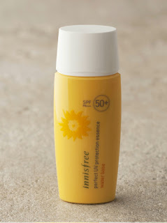 Innisfree Sunscreen Review