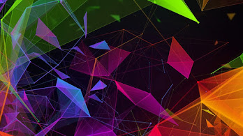 Razer, Digital Art, Colorful, Abstract, 4K, #4.325