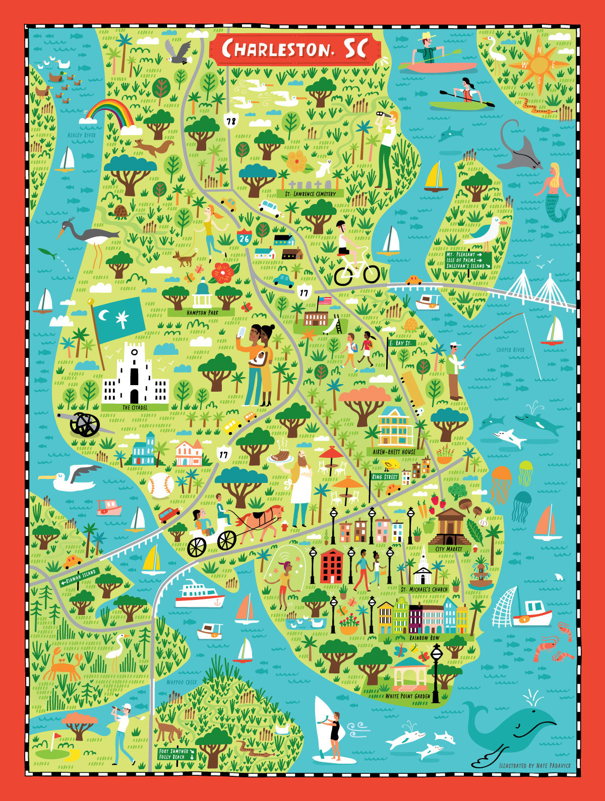 map of st augustine florida with Illustrated Maps Of Atlanta Savannah on Beach  bing Beauties as well Ormo108 furthermore Do You Live In A Flooding Evacuation Zone furthermore Hamiltonupchurch besides 03.