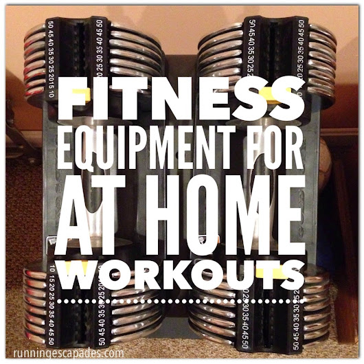 What I Use To Work Out At Home
