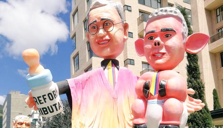Gobernador de Nariño salió en defensa del Carnaval de Negros y Blancos
