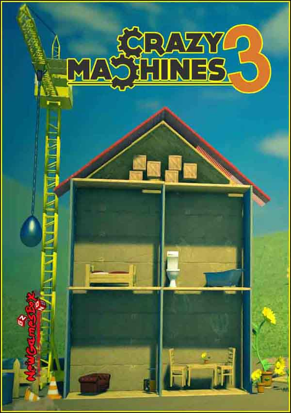 Crazy Machines 3 Download Cover Free Game