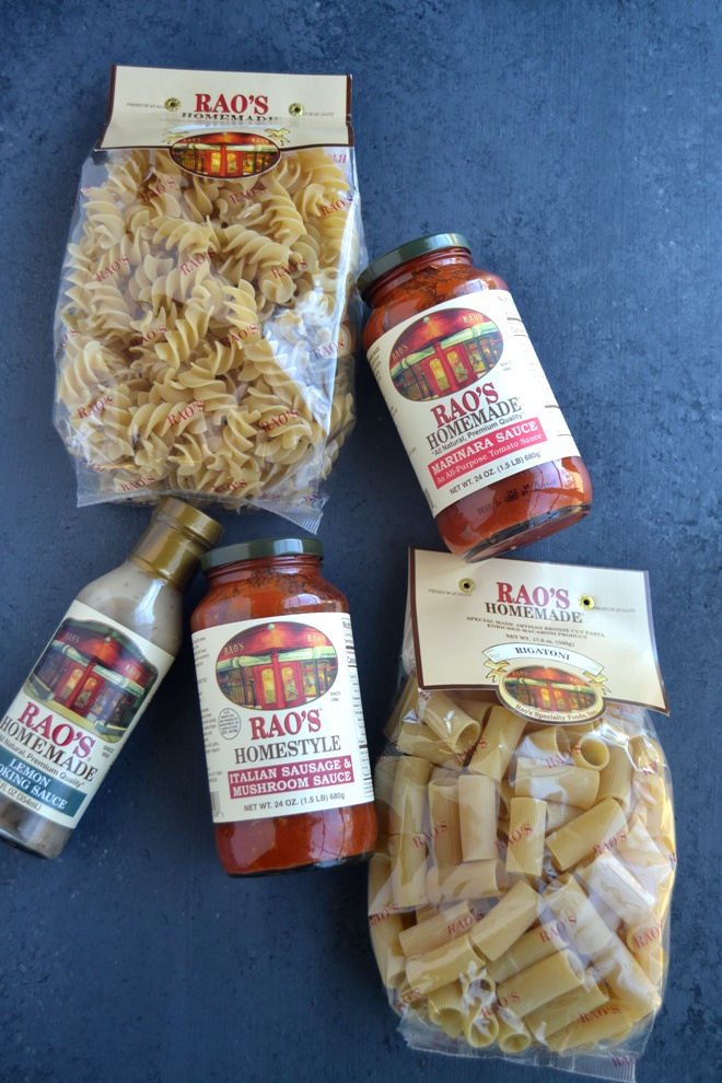 Rao's Homemade Sauces and Pasta