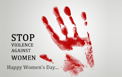 Violence Happy Women's day photo