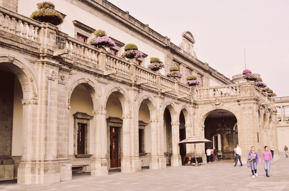 best things to do in mexico city castillo chapultepec
