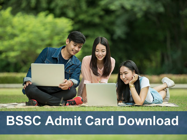 BSSC Inter Level Admit Card 2018 Available at www.bssc.bih.nic.in