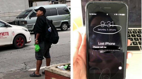 Netizen shares how a kind stranger returned iPhone she lost 7 months ago