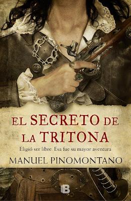 El secreto de la Tritona - Manuel Pinomontano (2018)