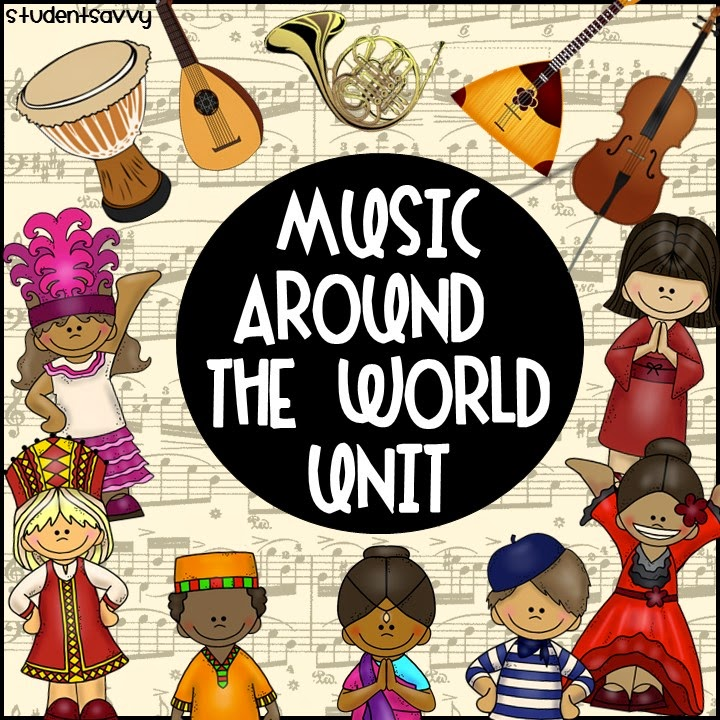 http://www.teacherspayteachers.com/Product/Around-the-World-Music-Unit-Common-Core-1498598