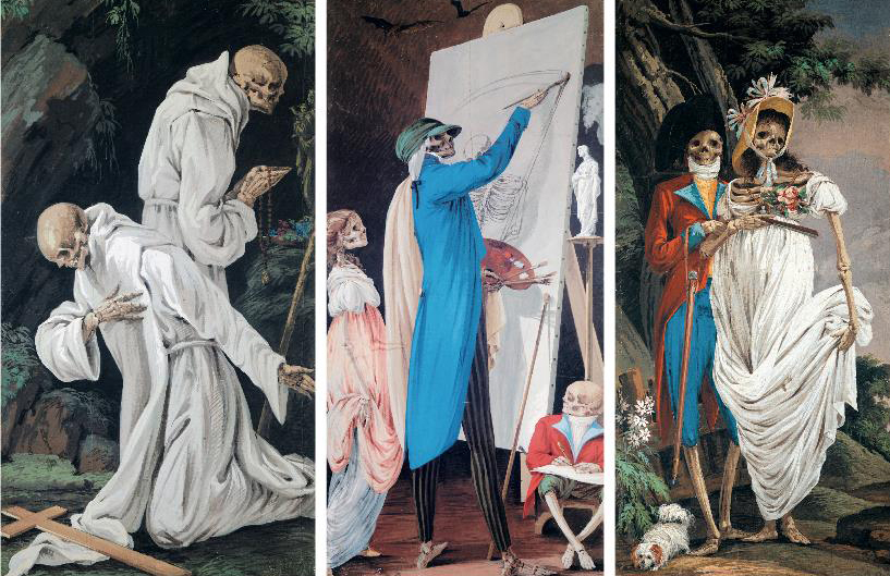 Was suicide a common issue in the Middle Age?