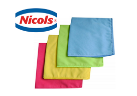 Prueba toallitas multiusos con microfibra de Nicols