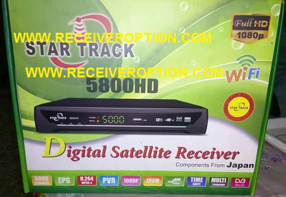 STAR TRACK 5800HD RECEIVER FLASH FILE