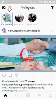 Cara Tag Teman di Instagram Stories dengan @Mentions