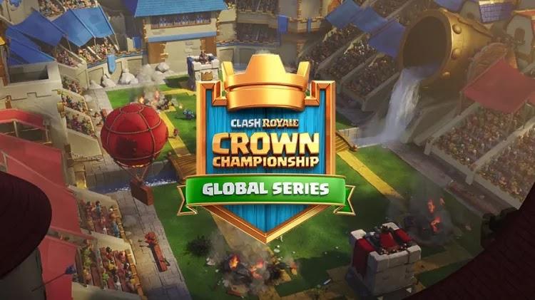 Clash Royale anuncia el mayor desafío hasta la fecha con clasificación para campeonato