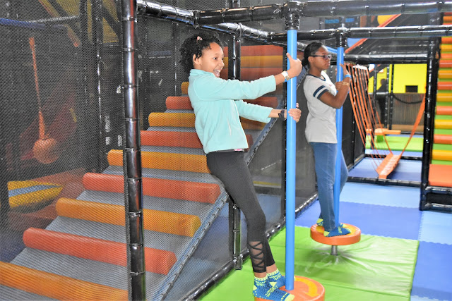 Keeping My Teens Active at Award-Winning Urban Air Adventure Park Newnan  via  www.productreviewmom.com