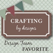 Crafting by designs - Christmas in July Challenge